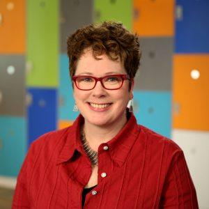 Photo of Erin Connor, Ph.D., Graduate Program of Education Director Profile