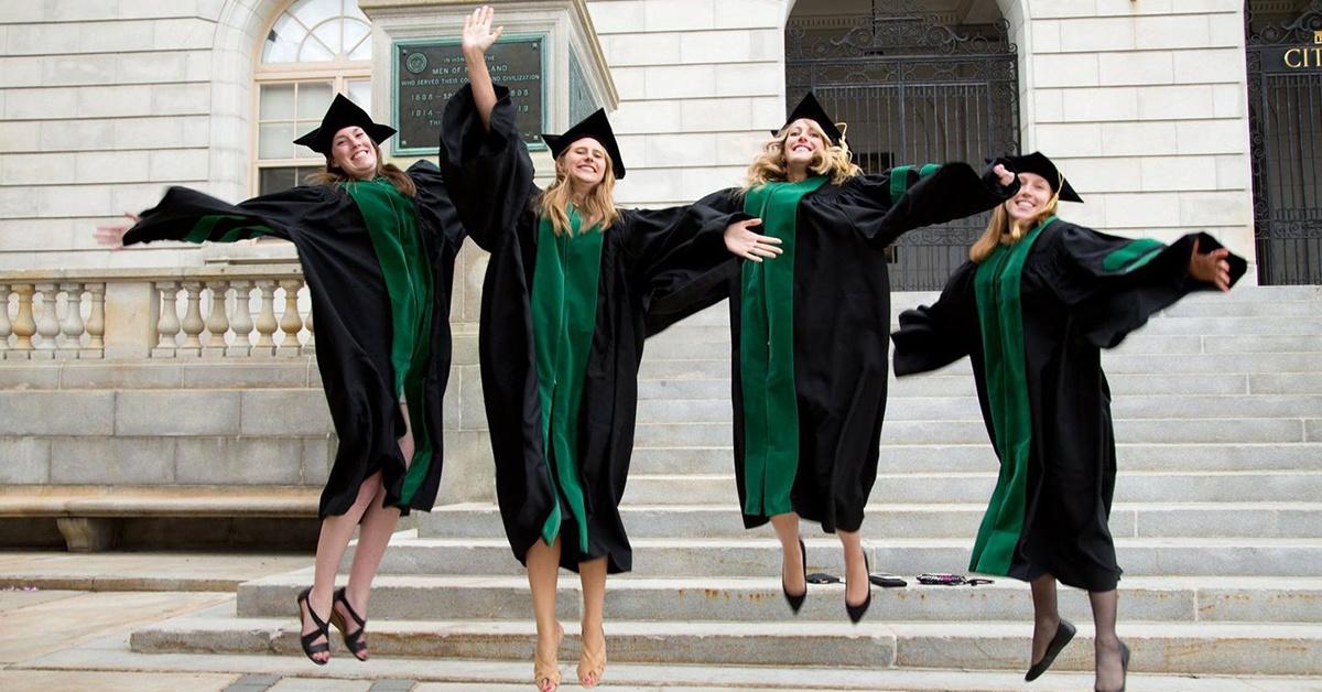 Finding a Sense of Community in Online Education Graduation friends