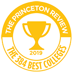The Princeton Review 2019 The 381 Best Colleges