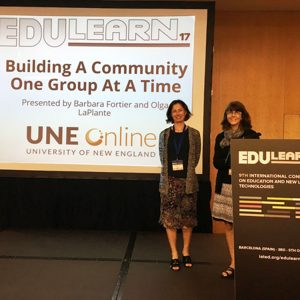 International Education Conference Presentation