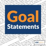Four tips for writing outstanding goals statements