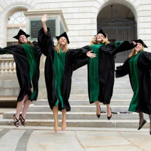 Finding a Sense of Community in Online Education Graduation friends