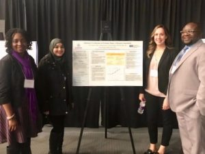 Norhuda Alsahlawi Public Health Poster Presentation at MPHA 2018