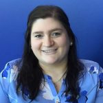 Kaitlin Cole, Student Support Specialist for the Master of Social Work degree program