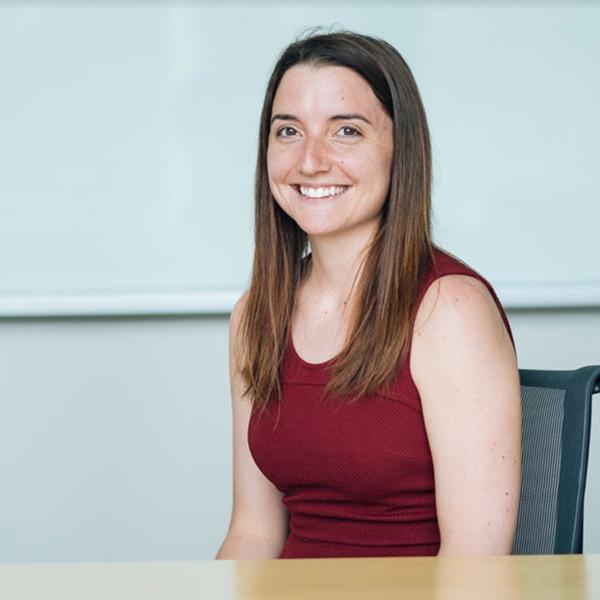 Maria Theisen, Student Support Specialist, MSW Program