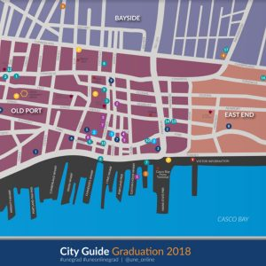 2018 Portland, Maine City Guide from UNE Online