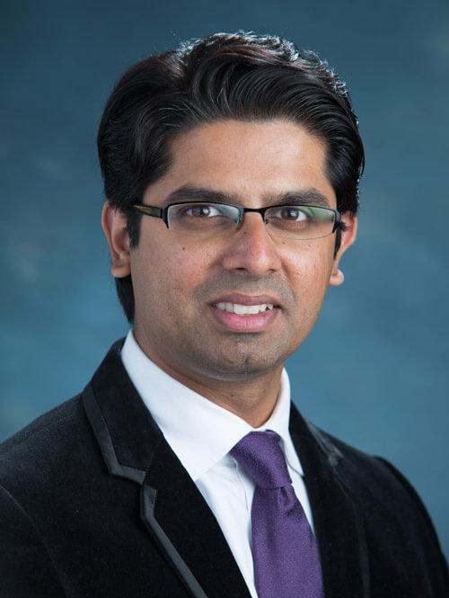 Imran Khan, UNE Health Informatics Faculty member