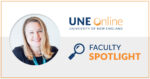 Autumn Straw, MSW, Assistant Director for the Graduate Programs in Social Work Online at UNE