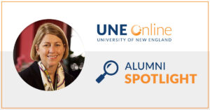 Bonnie Blake EdD Alumna
