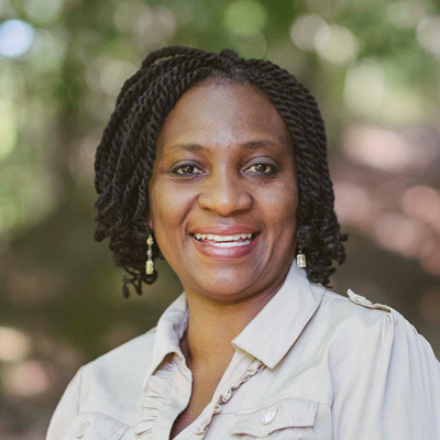 Dr. Titiola Balogun, UNE Online Graduate Programs in Public Health