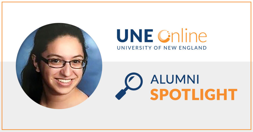 Alumni Spotlight: Mae L'Heureux, MPH Program