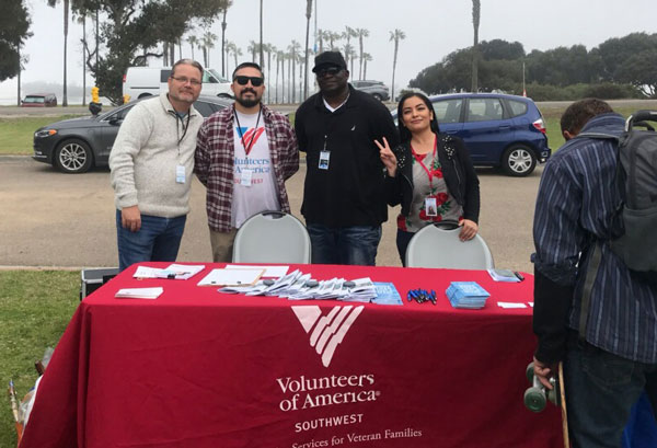 outreach for homeless with Frank Myers MSW