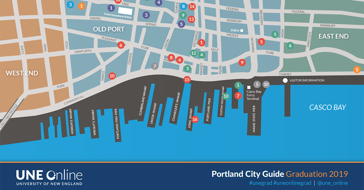 2019 Portland Maine Visitors Guide