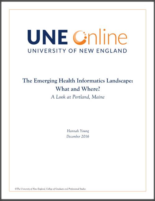 Health Informatics White Paper Download
