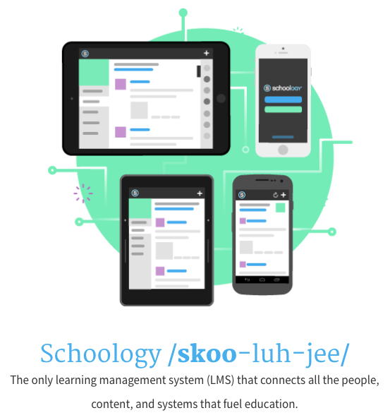 Schoology Learning Management System