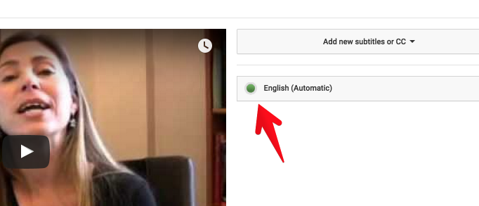 Captioning in Youtube - UNE Online College of Graduate and