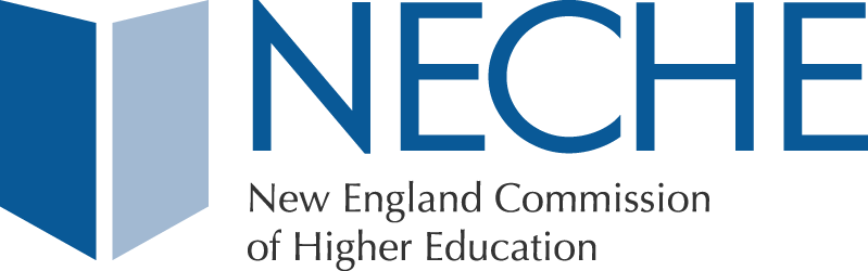 Logo for NECHE, the New England Commission on Higher Education