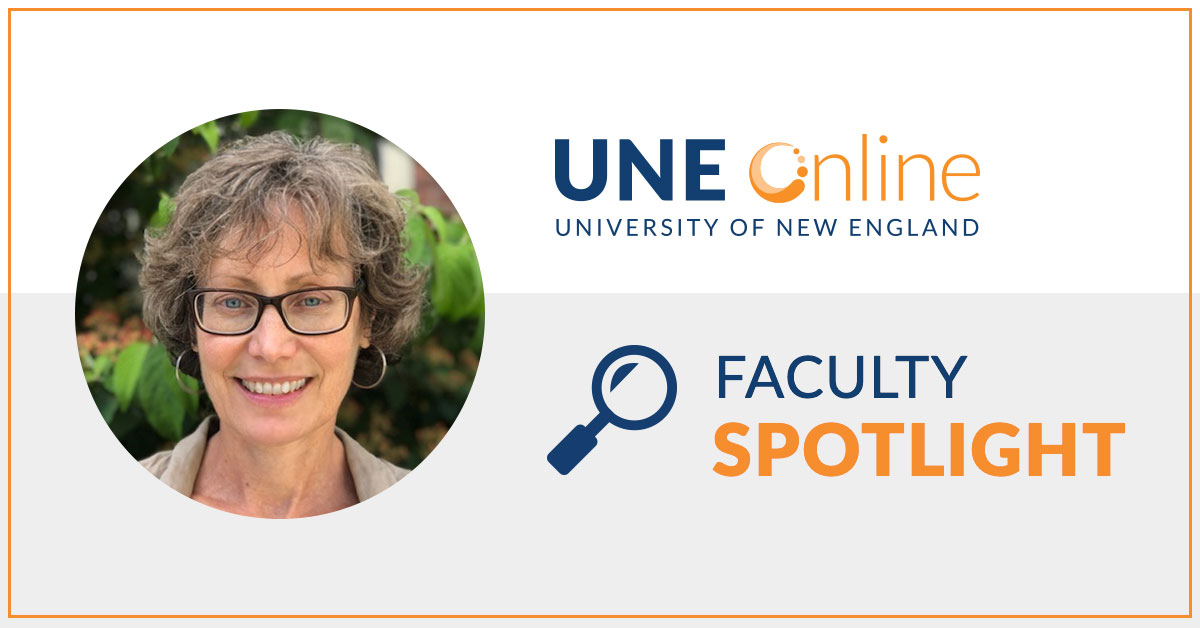 Lori Rand, Writing Specialist at the Student Academic Success Center (SASC)