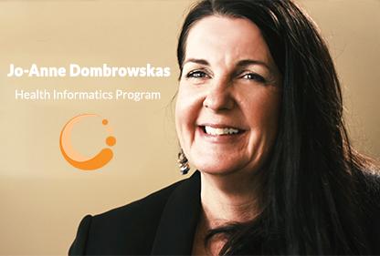 JoAnne Dombrowskas talks about Health Informatics at UNE Online