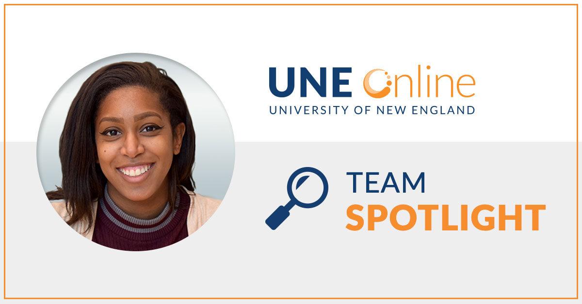 Tessa Hathaway, Student Support Specialist