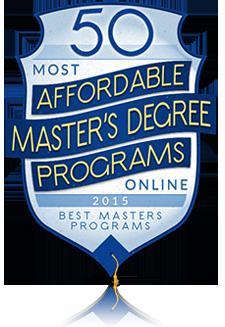 50 Most Affordable Online Master Programs