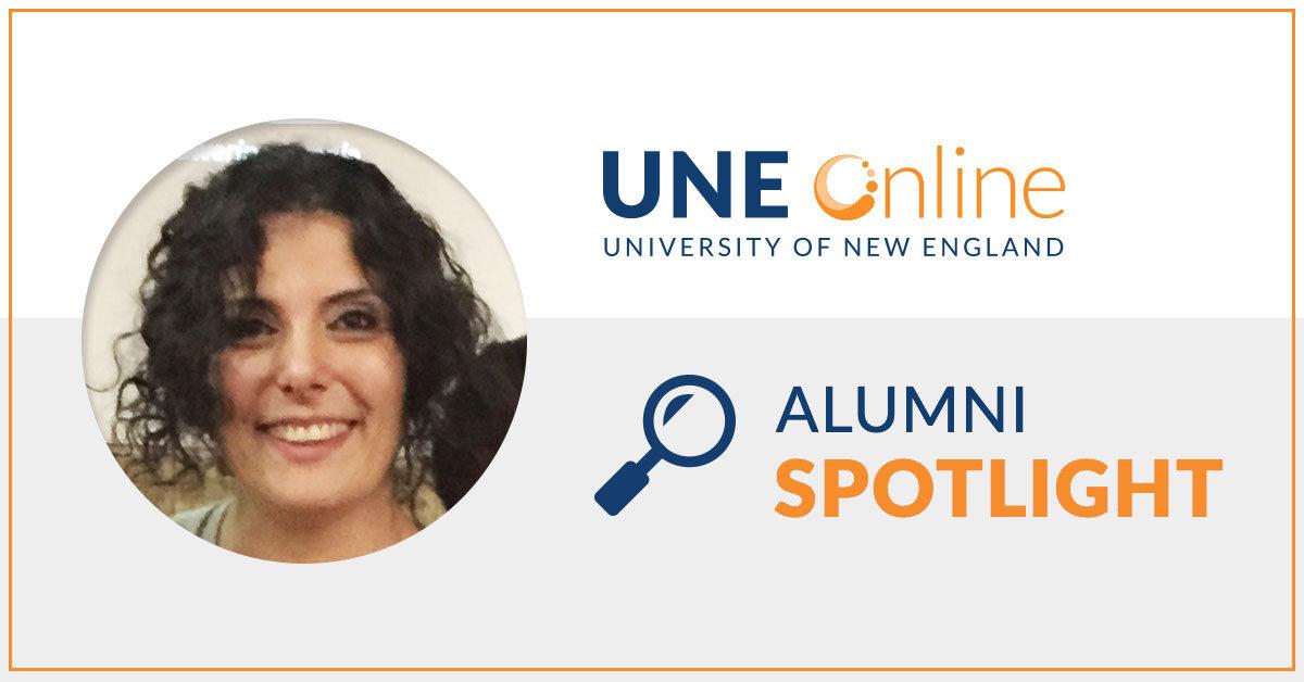 Alumni Spotlight, Mona Haimour