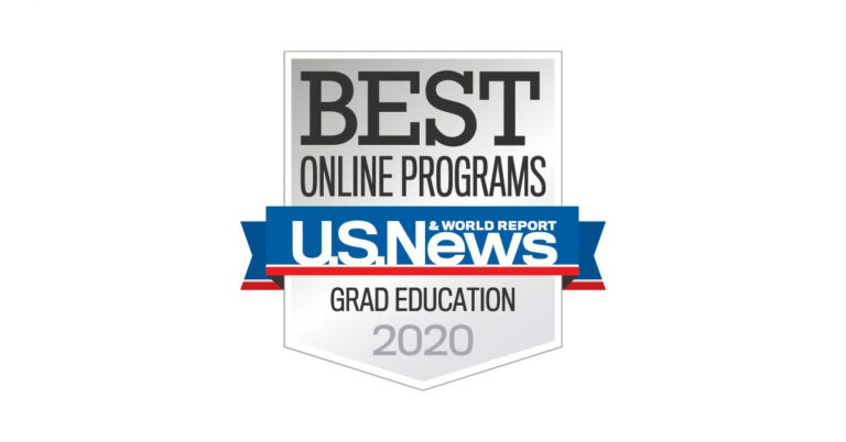 U.S. News & World Report Grad Education Badge
