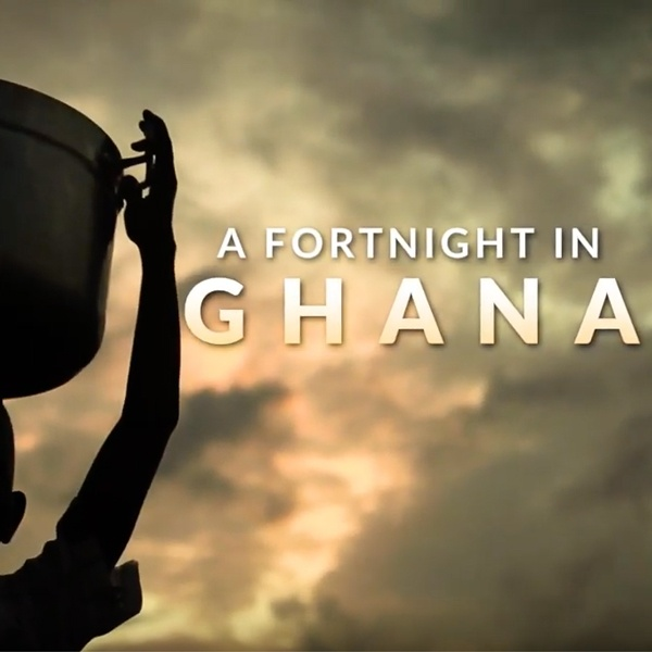 A fortnight in Ghana UNE's cross-cultural community health study abroad opportunity