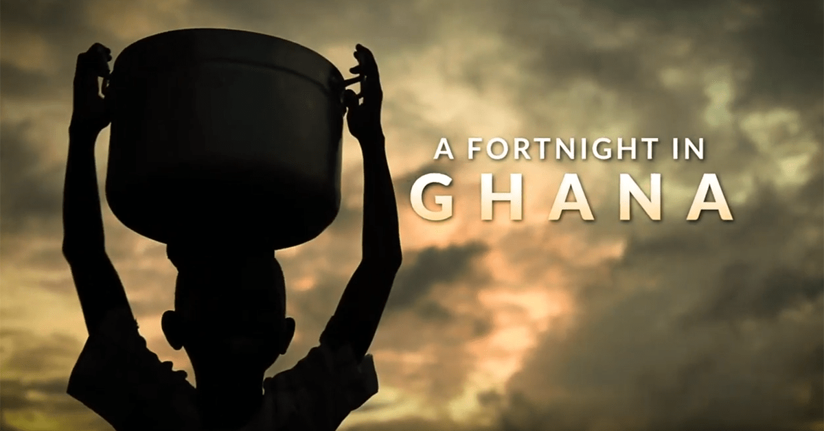 A fortnight in Ghana UNE's cross-cultural opportunity