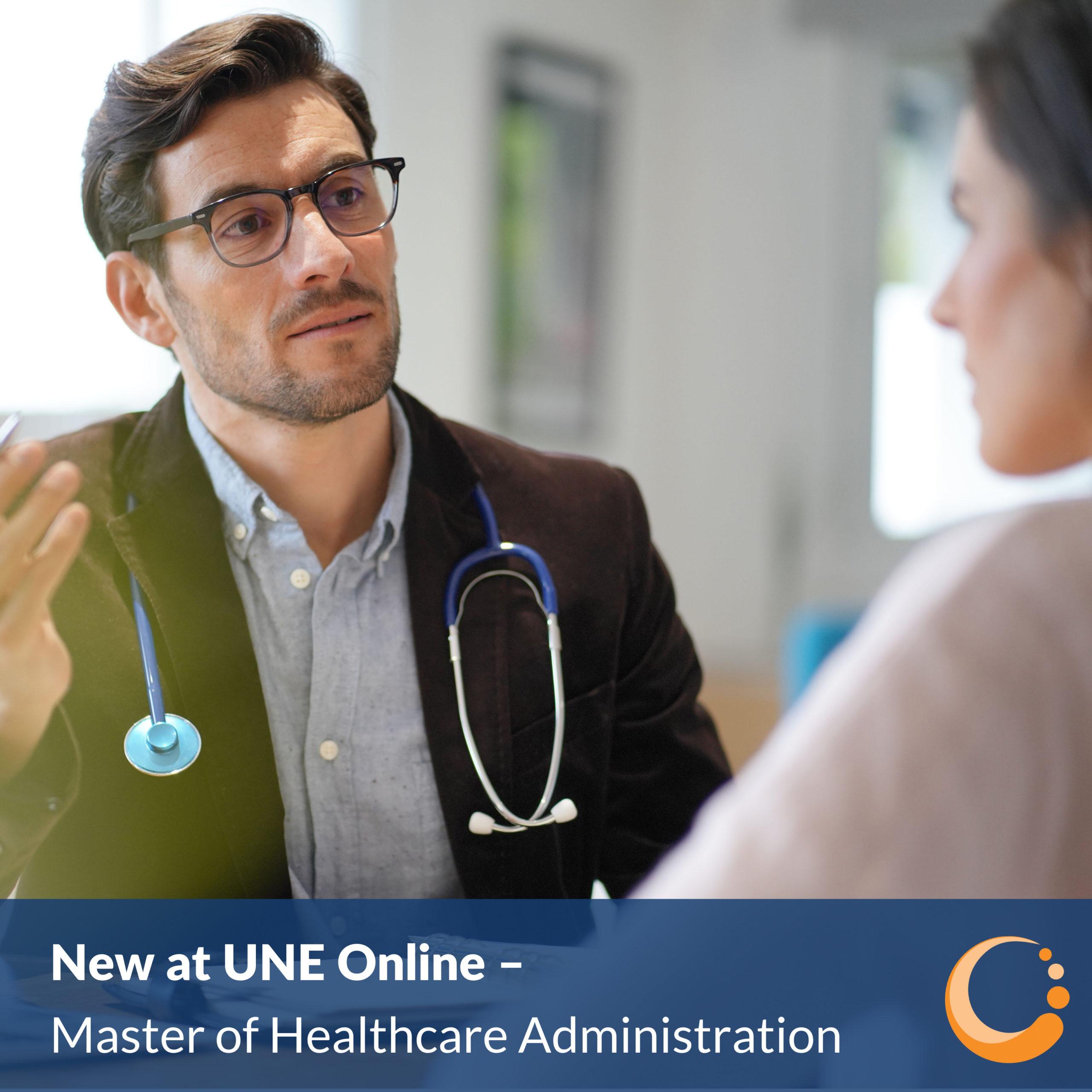 Master of Healthcare Administration Program