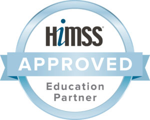 HIMSS Approved Education Partner Seal