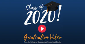 Graduation video for the Class of 2020