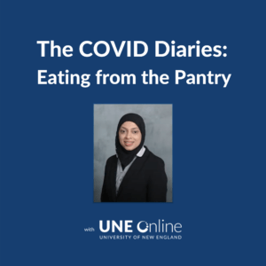 Meal planning with Registered Dietitian Nazia Sadat
