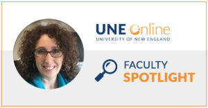 Faculty Spotlight: Angelina Moore Maia, PhD, RD, LD, Applied Nutrition Program Assistant Director, Graduate Programs in Applied Nutrition for the Master's degree in nutrition online