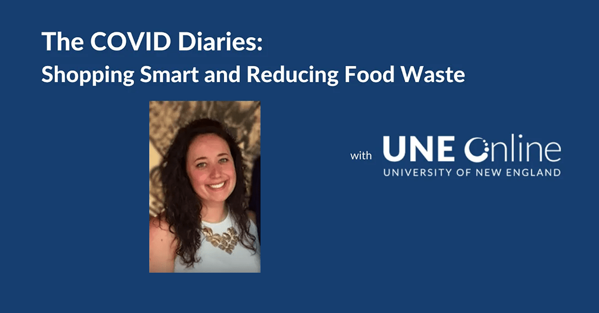Rebecca LaChance, MS, RD, LD addresses the topic of reducing food waste