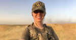 Meg Cotton, deployed soldier and Certified Registered Nurse Anesthetist (CRNA)
