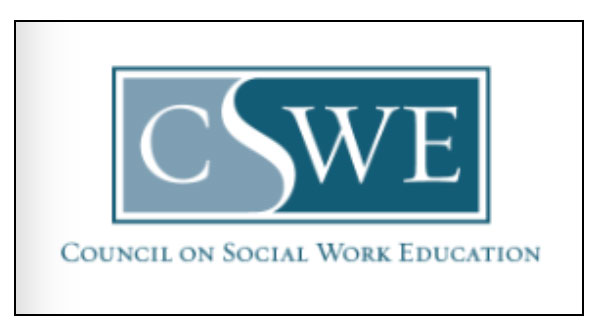 CSWE Council on Social Work Education logo