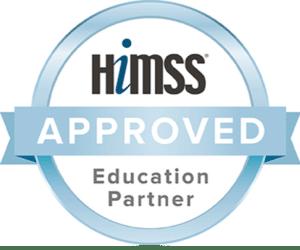 HIMSS Approved Education Partner logo