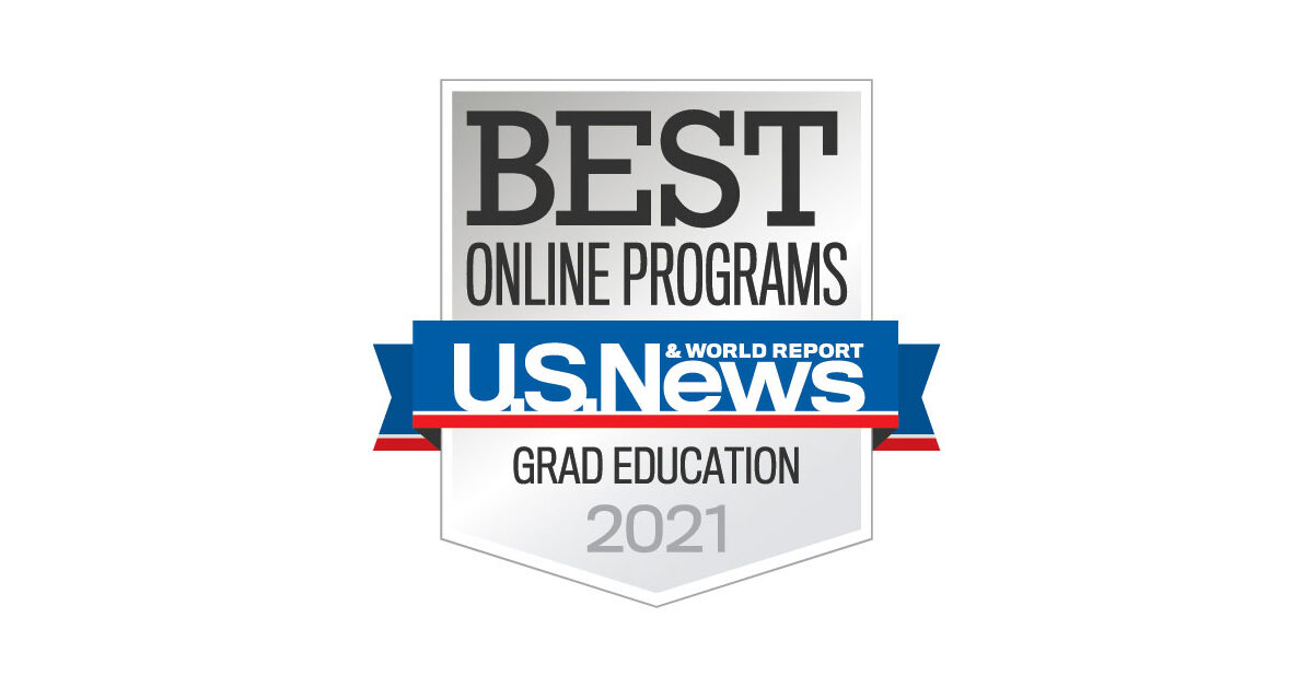 2021 Best Online Programs in Graduate Education