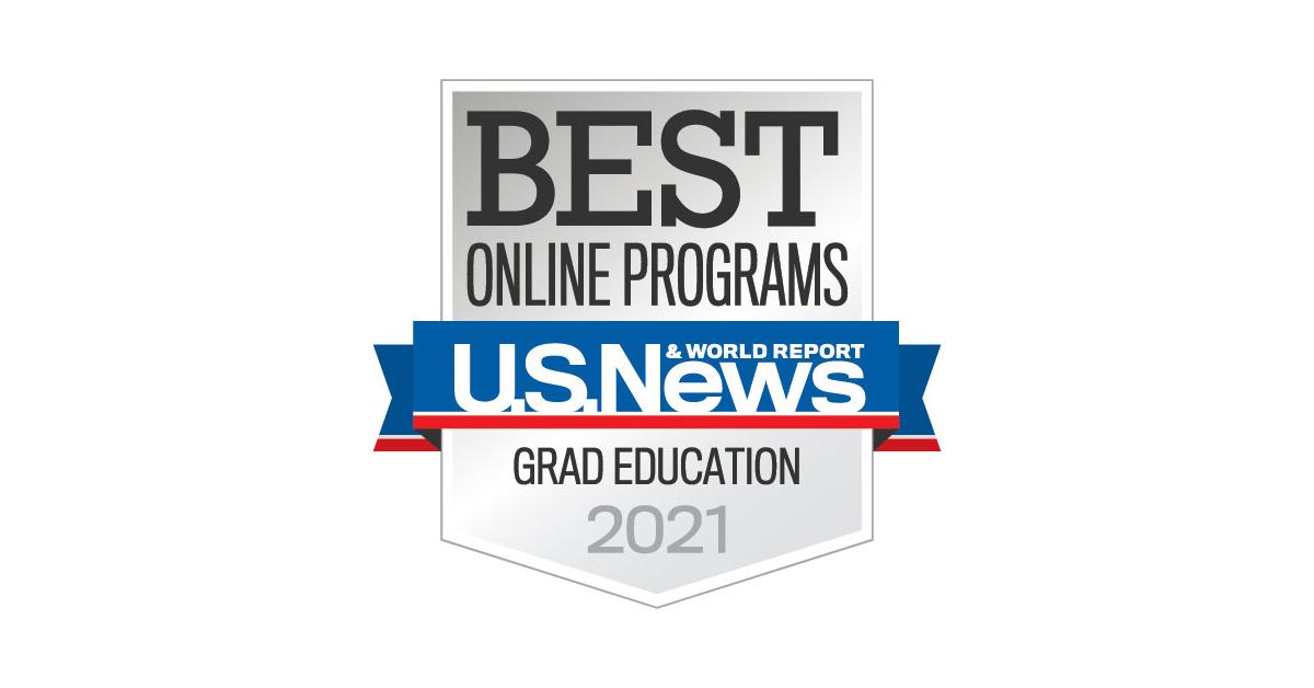 2021 Best Online Programs in Graduate Education
