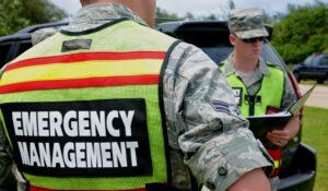 Graduate level Emergency Management Course online