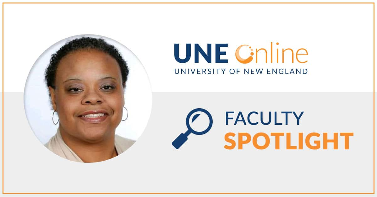 Kim Marshall is the Subject Matter Expert (SME) for UNE's latest online course, Pharmacology.