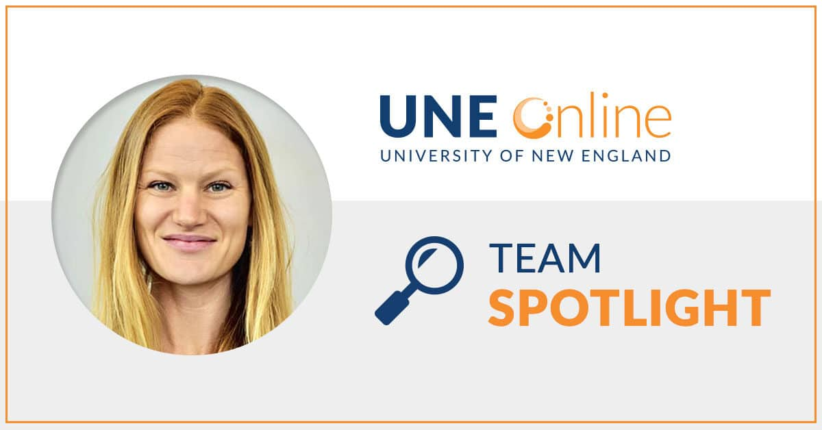 Fiona Mokry, Student Support Specialist