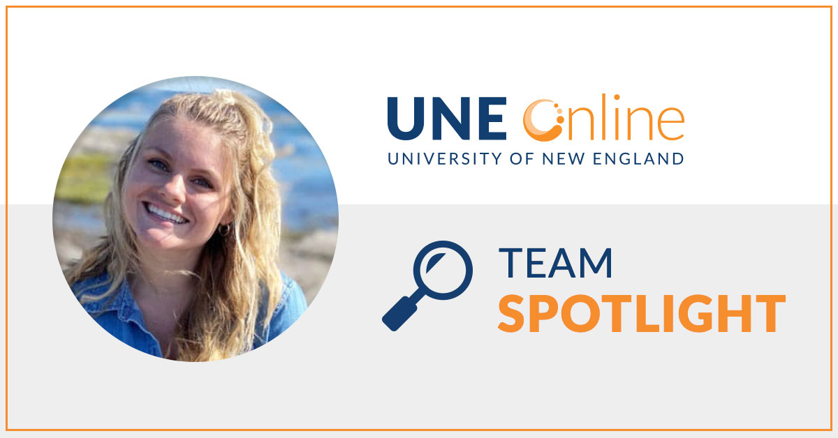 Katherine Doiron, Student Support Specialist at CGPS