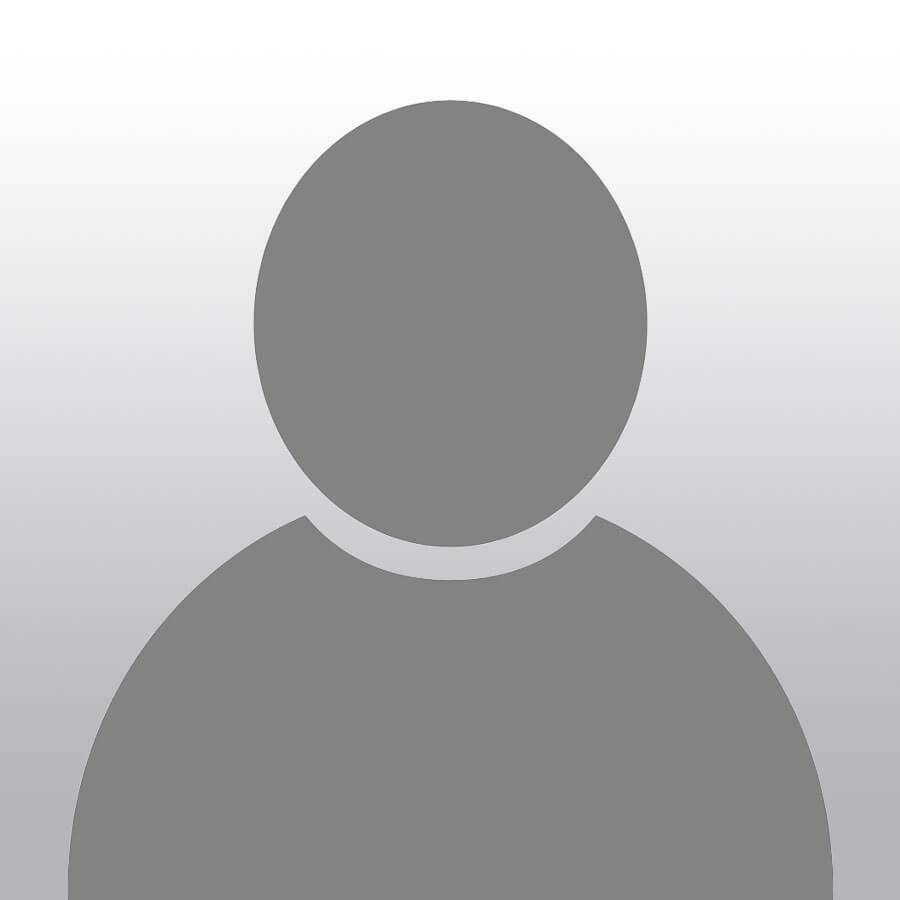 Blank profile thumbnail