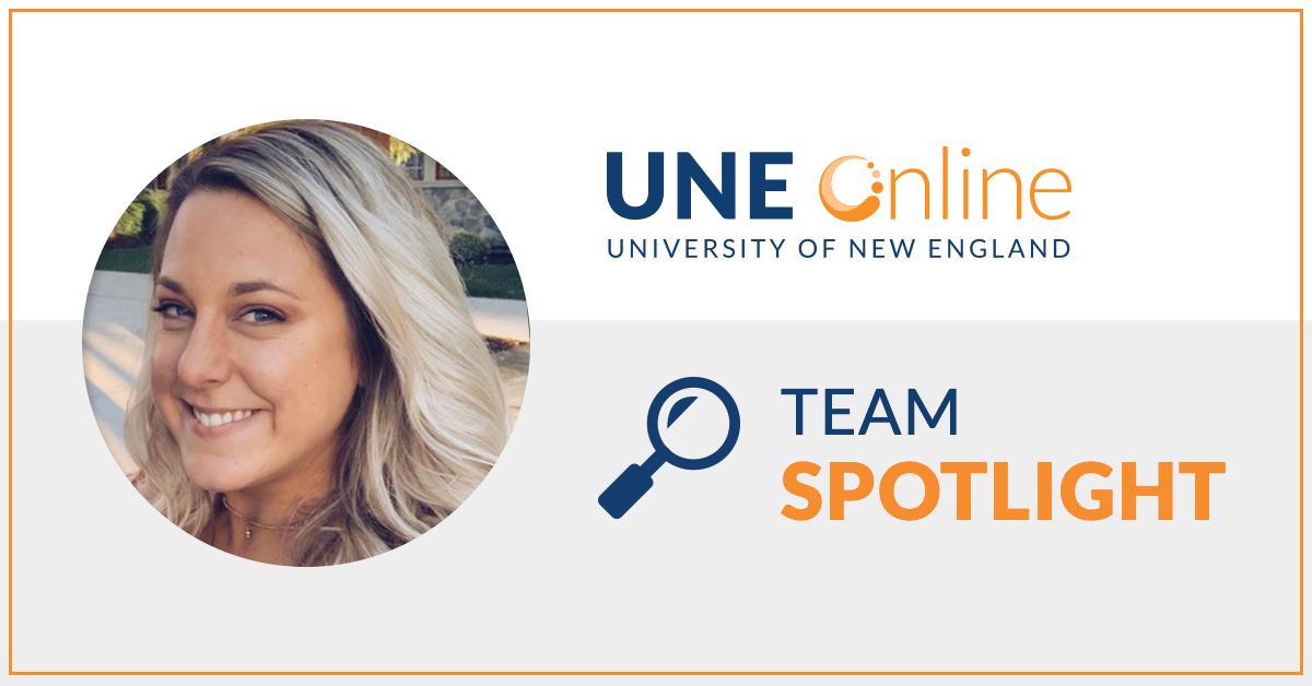 Rachel Kosnow, Enrollment Counselor spotlight