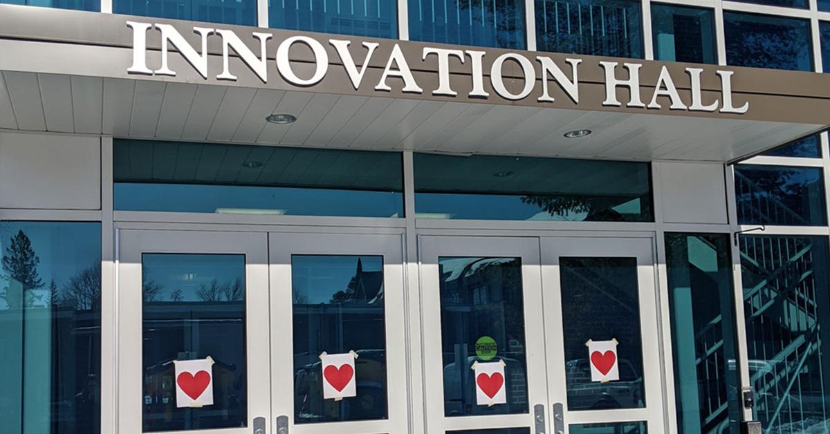University of New England Innovation Hall