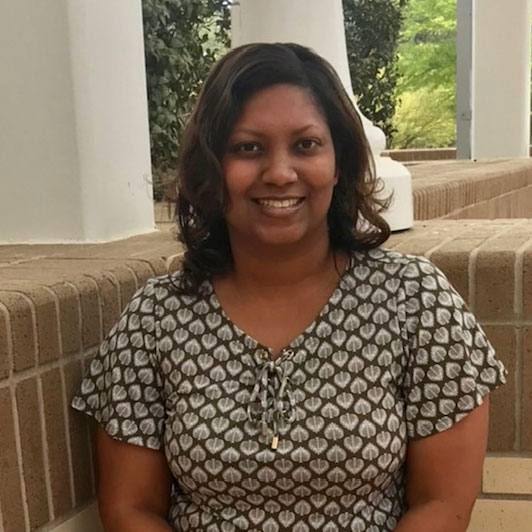 Picture of LaToya Bryant, MSW and UNE Online alumna
