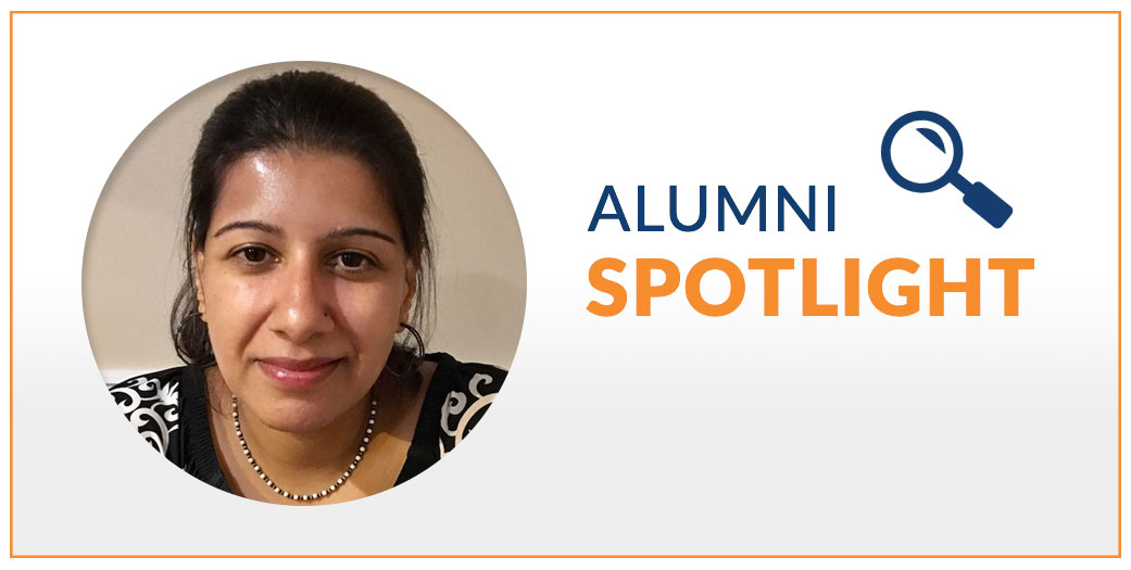 Informatics Student Stories - Vandna Bhambri