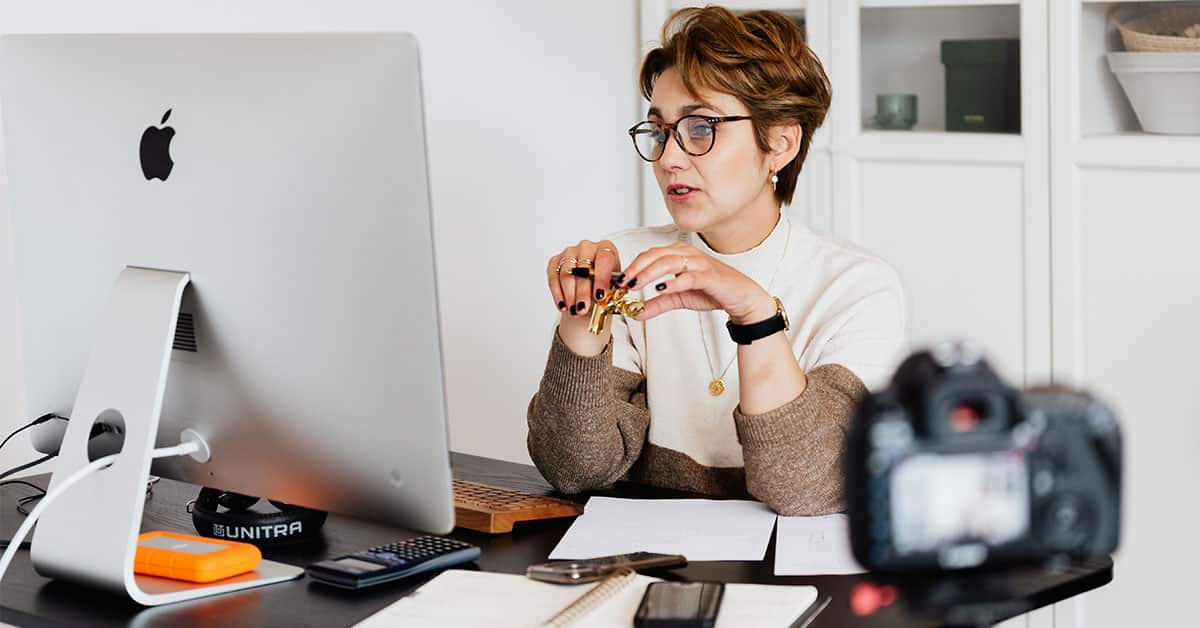 Scholar-Practitioner teaching online